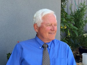 Planning Commissioner Steve Young is running for City Council. Among the biggest issues in his campaign are opposing Valero's Crude-By-Rail Project, diversifying the city's economic base, modernizing the water and sewer system, improving the roads and maintaining the parks. (Courtesy photo)