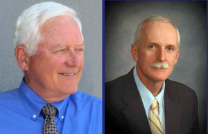 Steve Young & Tom Campbell, Benicia City Council