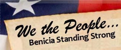 WeThePeople Benicia Standing Strong